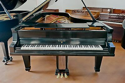 Knabe Full Concert Grand Piano - Huge sound and amazing touch