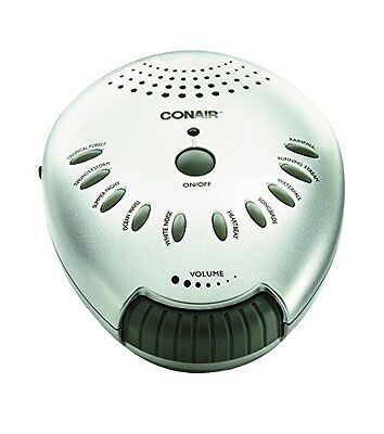 Sound Therapy Sound Machine Automatic Shutoff Battery or Plug In Travel Portable