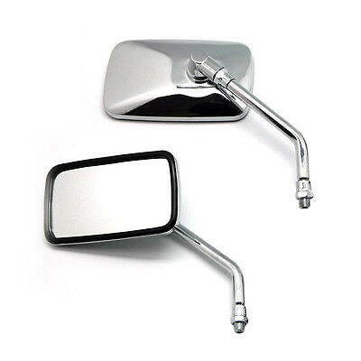 Rearview Side Mirrors for Honda Shadow VT VT1100 VT750 VT600 VF750 Magna 750