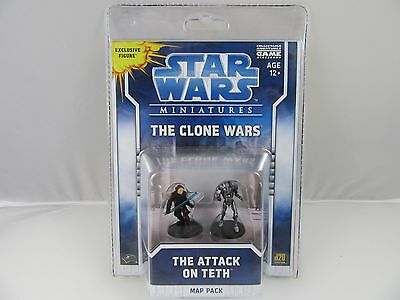 Star Wars Minimates The Attack on Teth, MOC, sealed