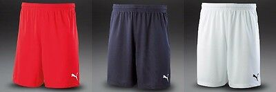 New Boys Mens Puma Velize Football Rugby Running Training Dry Cell Shorts