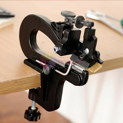 NEW Craft Leather Paring Machine Edge Skiving Machine Leather Splitter Skiver