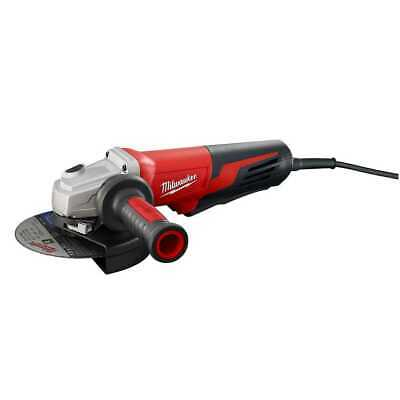 "13 Amp 6"" Small Angle Grinder Paddle, No-Lock Milwaukee 6161-31 New"