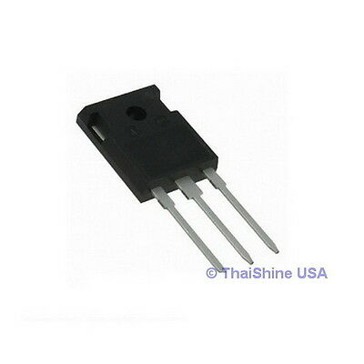 2 x TIP36C TIP36 Power Transistor 25A 100V PNP - ST - USA Seller - Free Shipping
