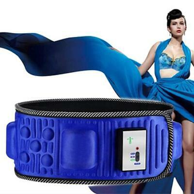 Unisex Abdominal ABS Toner Electric Muscle Stimulation Stomach Belly Toning Belt