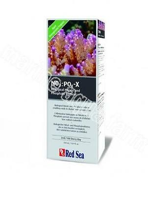 RED SEA NITRATE & PHOSPHATE REMOVER 100ml, MARINE, REEF, CORAL, AQUARIUM FISH