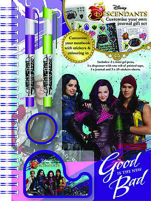 Disney Descendants Customising Journal Set