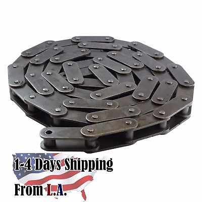 #C2160H Heavy Duty Conveyor Roller Chain 10 Feet  with 1 Connecting Link