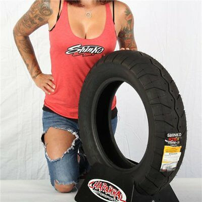 150/90-15 Shinko 230 Tour Master Rear Tire