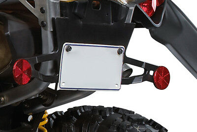 Can-Am Outlander L and Outlander L Max License Plate Bracket P/N 715002498