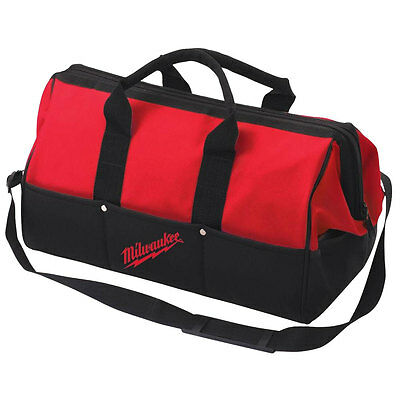 Milwaukee Soft-Sided Contractor Bag 48-55-3490 New