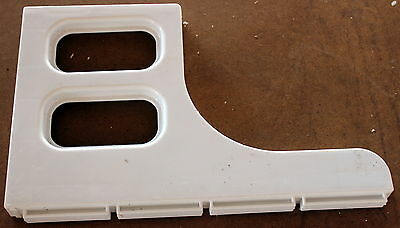 Lg Refrigerator Freezer Gm-B208Sts Part Shelf Support Rail 4980Jj1016 1.ts.05.11