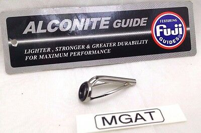 Fuji Tackle Alconite Rod Tip Top Replacment Rod Building MGAT