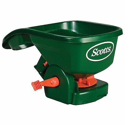 Scotts Handy Green II Handheld Poly Spreader - Brand New