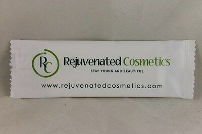 Rejuvenated Cosmetics Make Up Remover Wipes World Wide Free Postage