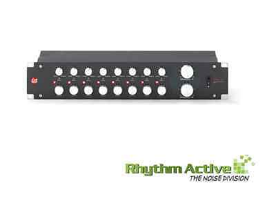 Sm Pro Pm8 8-Channel Passive Summing Mixer Rack Unit With Dsub Smpro Pm8