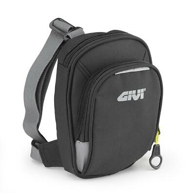 Givi EA109B Motorcycle Leg Bag Luggage Hip Pouch Wallet