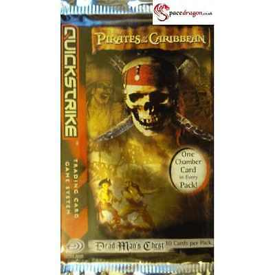 Pirates Of The Caribbean Dead Man's Chest Booster Pack