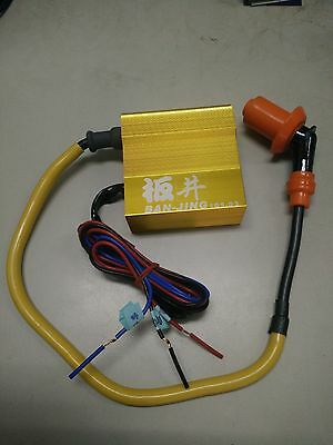 Microchip Programmed CDI ignition unit fits all 4 stroke motorcycles