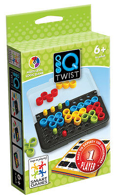 Smart Games IQ Twist - Give Your Brain A Spin In The Right Direction - NEW