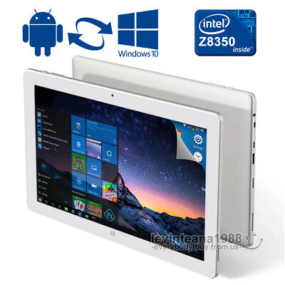 """10.1"""" Cube iWork10 Ultimate 4GB RAM 64GB ANDROID 5 WINDOWS 10 DUAL OS TABLET PC"""