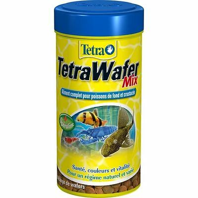 TETRA Wafer Mix 250ml pour poisson tropical