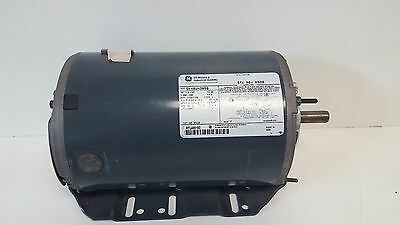 Guaranteed Good Used! Ge 1.5-1/2Hp 200/230V 1725/1140Rpm 5K48Un3056 K520
