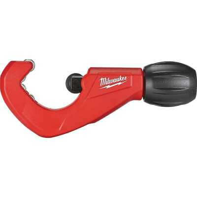 "Milwaukee 1-1/2"" Constant Swing Copper Tubing Cutter 48-22-4252 New"