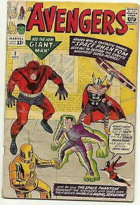 Avengers # 2 SOLID COPY
