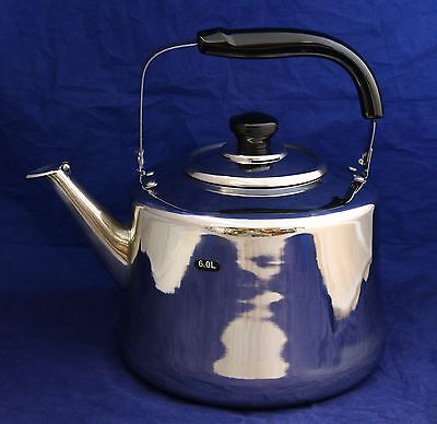 New 6.0L Stainless Steel Tea Pot 21687