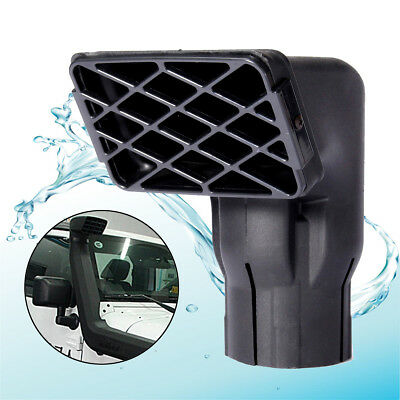 "Universal Fit Off Road Replacement Mudding Snorkel Head Air Intake Ram 3"" inlet"