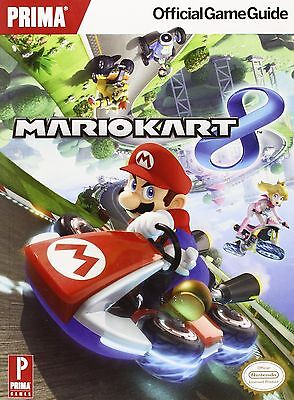 Mario Kart 8: Prima's Official Game Guide : Wh4 : Pbl286 : New Book