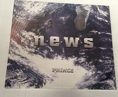 ♫♪♫ PRINCE - N.E.W.S. - CD Digipack -  MINT SEALED!!!  perfetto!!!!!