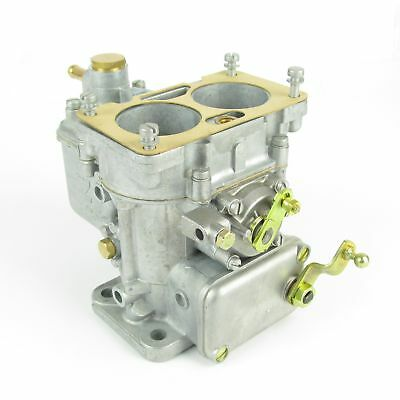 WEBER 36/36 DCD PROGRESSIVE/TWO-STAGE CARBURETTOR (Manual Choke)
