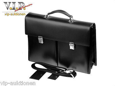 Montblanc Meisterstück Aktentasche Leder Tasche Business Bag Briefcase Case Rare