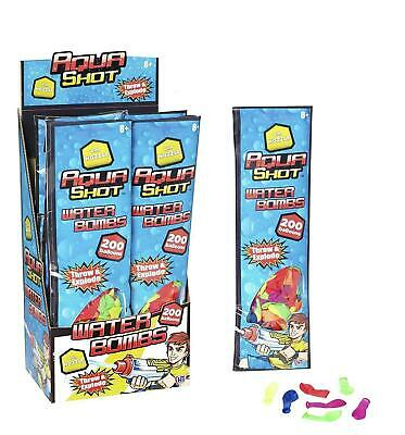 Water Balloons Bombs Multi Colour Kids Summer Party Fun Toys Bag Fillers play