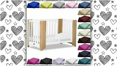 2 Piece Bedding Set Pillowcase+Duvet Cover for Baby Toddler to fit Cot / Cot Bed
