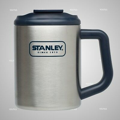 Stanley Stainless Steel Camp Mug 473ml