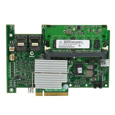 405-AAEJ Dell PERC H730 - Storage controller (RAID) - 2 Channel - SATA 6Gb/s / S