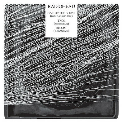 Radiohead – Give Up The Ghost – LP Vinyl