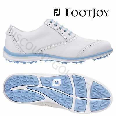 FootJoy Ladies LoPro Casual Spikeless Golf Shoes - 97268 - 2015 CLEARANCE