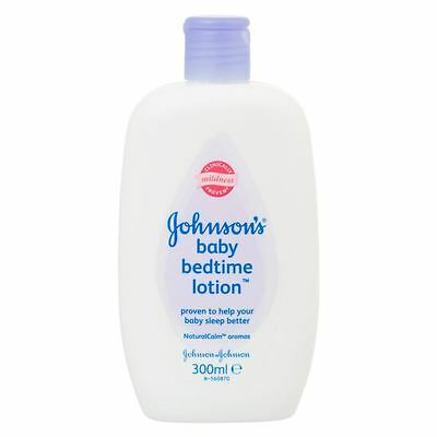 Johnsons Baby Bedtime Lotion 300ml  - 6 Pack