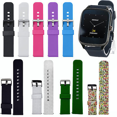 Sports Silicone Watch Band Strap Fitness for ASUS ZenWatch 2 Smart Watch GB