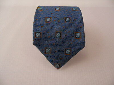 Pura Seta Silk Tie Seta Cravatta Made In Italy  A4297