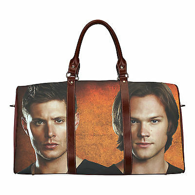 Supernatural Custom Large Duffle Sports/Travel Bag