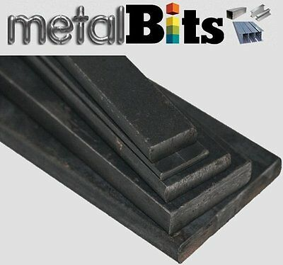 Flat Bar Mild Steel (Various sizes available )