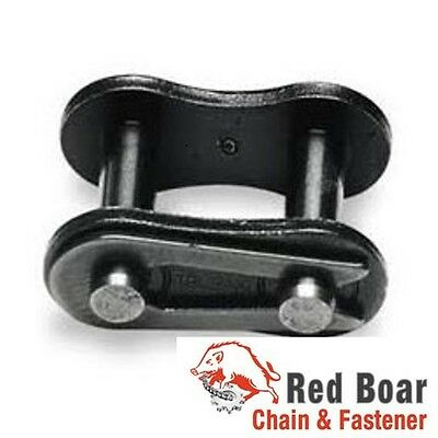 06B  BRITISH STANDARD CONNECTING LINK (QTY 10) for Roller Chain New METRIC