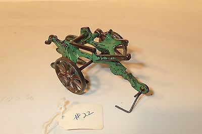 Antique Green Oliver Plow