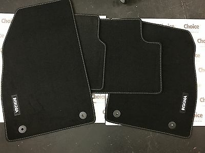 Genuine Vauxhall Insignia Velour Carpet Mats Front Rear 2008-2014