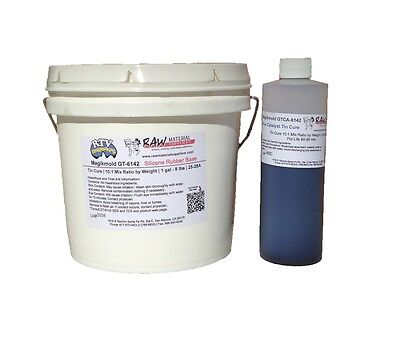 Silicone RTV MAGIKMOLD 28 1 gallon kit tin cure silicone 8.8 pounds total